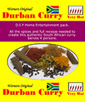 Very Hot Durban Curry --- BEWARE !!!
